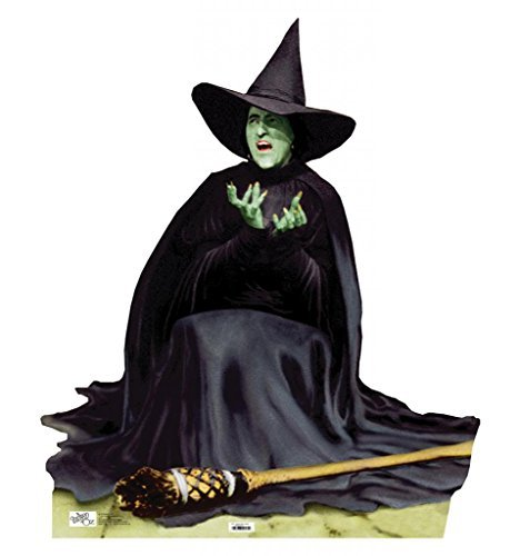 The Wicked Witch Melting - The Wizard of Oz 75th Anniversary (1939) - Advanced Graphics Life Size Cardboard Standup by Advanced Graphics