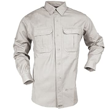 BlackHawk Tactical Camisa de Manga Larga Verde Oliva 113f6dd25ef