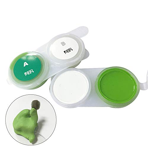 (Ear Mold Impression Material Silicone Putty Base + Catalyst)