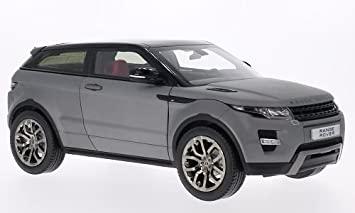 Land Rover Range Rover Evoque Fertigmodell Oxford 1:76 schwarz Modellauto