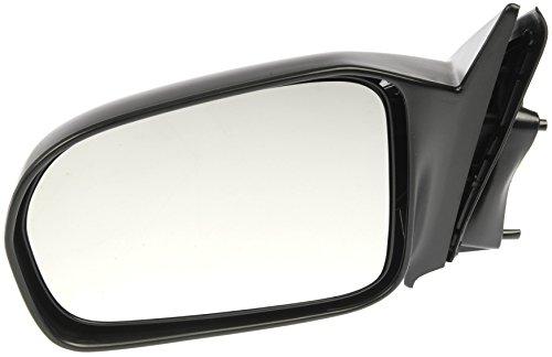 Dorman 955-1285 Driver Side Power Door Mirror for Select Honda Models, Black