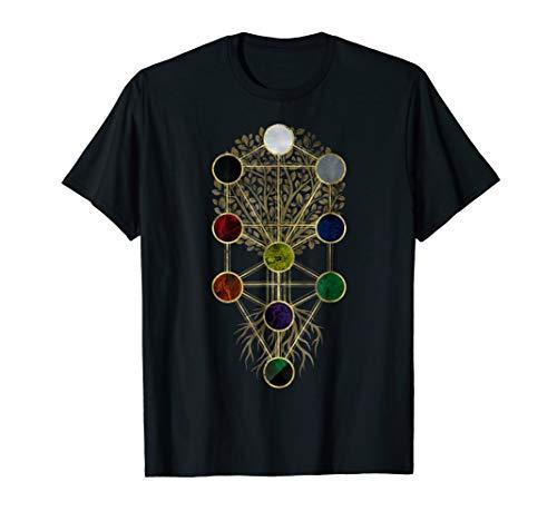 Kabbalah The Tree of Life - Etz - T-shirts Kabbalah
