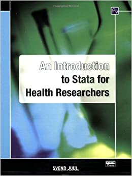 Book An Introduction to Stata for Health Researchers