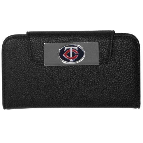 MLB Minnesota Twins Samsung Galaxy S4 Wallet Case
