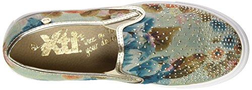 XTI Zapatillas - Zapatillas para Mujer Multicolor