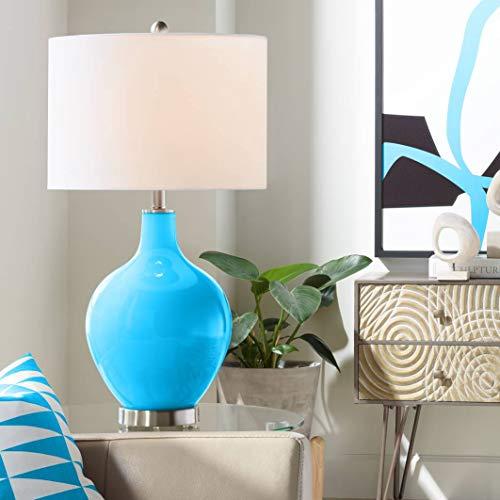 Sky Blue OVO Table Lamp - Color + Plus ()