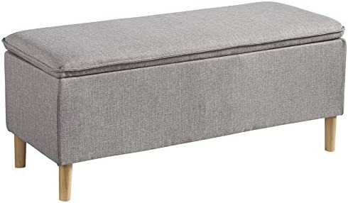 Signature Design by Ashley – Kaviton Accent Bench – Contemporary – Gray