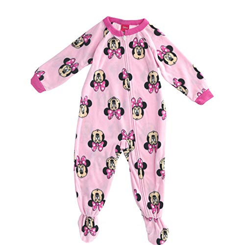 Minnie Mouse Girls Toddler Blanket Sleeper