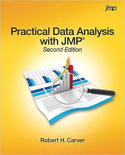 Jmp Start Statistics Pdf