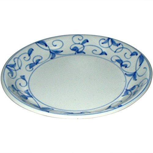 Arita yaki CtoC JAPAN Plate Porcelain Size(cm) Diameter 18x2.7 ca042282 (Japan Plates Porcelain China)