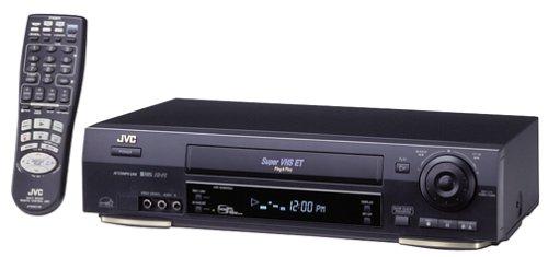JVC HR-S3900 Super-VHS VCR