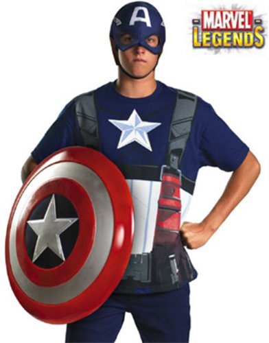 Captain America Movie Alternative Costume