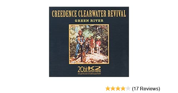 Creedence Clearwater Revival - Green River (20 Bit Mastering) - Amazon.com Music