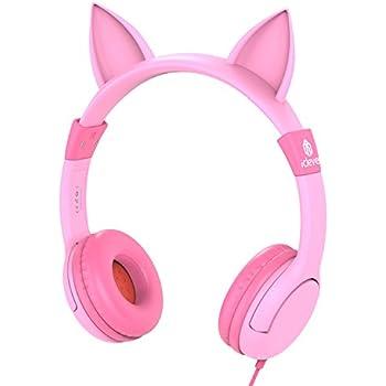 Amazon.com: Kidz Gear Wired Headphones For Kids - Gray