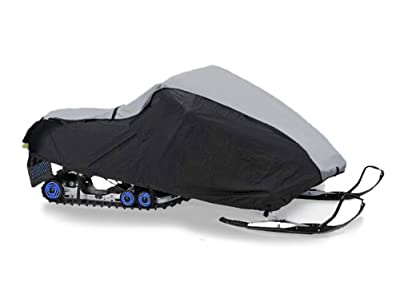 Super Quality Trailerable Snowmobile Sled Cover fits Arctic Cat Panther 440 1996 1997 1998 1999 2000 2001 2002