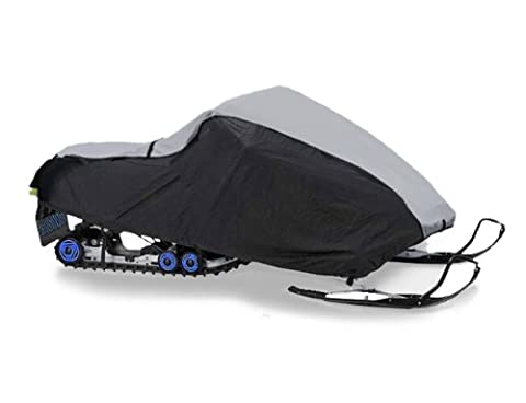 Super Quality Trailerable Snowmobile Sled Cover fits Polaris 600 HO Switchback 2006 2007 - Custom Fit Snowmobile Cover