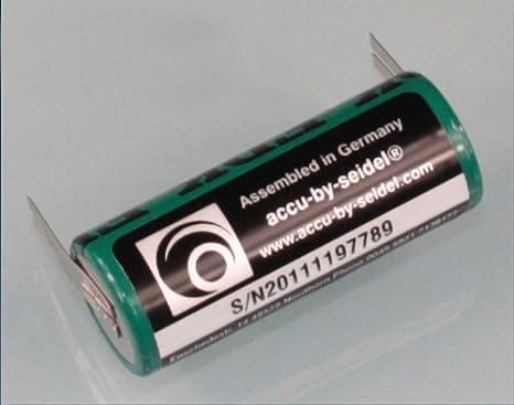 Ersatz Akku (OB21) für elektrische Zahnbürste für Braun Oral B Professional Care 550 (42mm X 17mm) NiMH 1,2 Volt 2100mAh