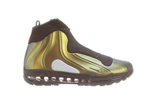 Nike I-95 Posite Max Mens Stivali 536856-700 Oro Metallizzato /// Nero