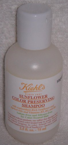Kiehl's Sunflower Color-Treated Hair Preserving Shampoo (Original Version)