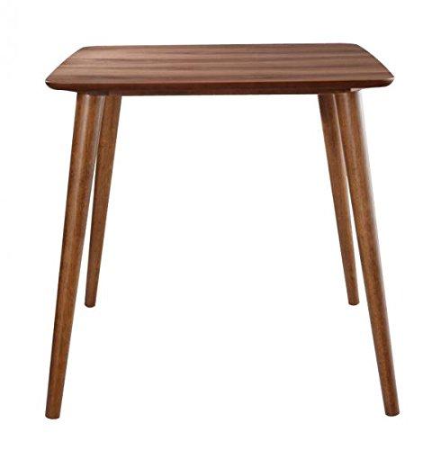 CafeStyleDining ダイニングテーブル(W75)ブラウン【AC034972】 B07BZJR534