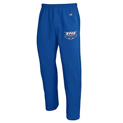 Elite Fan Shop FAU Owls Sweatpants Pockets Blue - M ()
