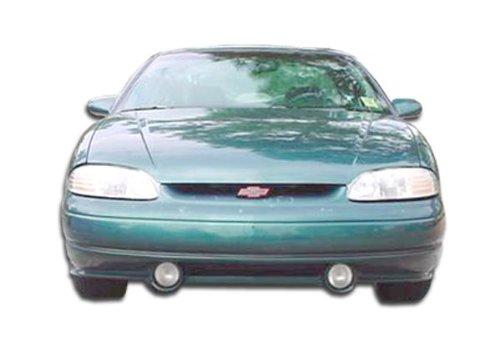 Duraflex Replacement for 1995-1999 Chevrolet Monte Carlo Racer Front Lip Under Spoiler Air Dam - 1 - Racer Chevrolet Monte Fiberglass Carlo
