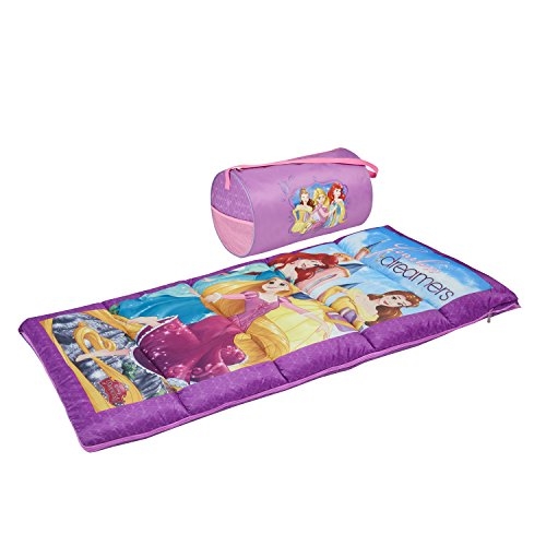 Disney Princess Kids 2-Piece Duffel Kit