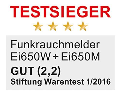 Ei Electronics Ei650w 10 Jahres Rauchmelder 1 Stück Amazonde