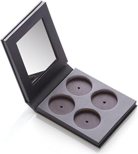 MUD 4-Hole Eye Color Empty Palette (The Best Mac Eyeshadows)