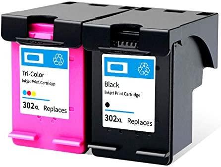 Cartucho 302XL, gran capacidad, con chip, para impresora HP ...