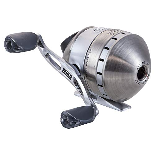 affordable Zebco 33KPL,10C,BX6 33 Platinum 5 Ball Bearing Spincast Reel
