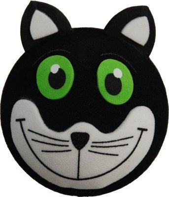Lucky Black Cat Car Aerial Ball Antenna Topper OR Dashboard Wobbler! (one P&P charge no matter how many items you buy…