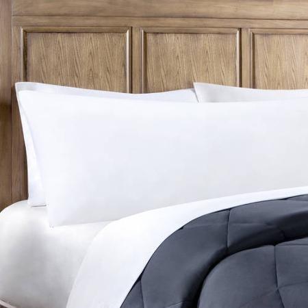 Microfiber-Body-Pillow-Cover-White