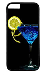 Cocktail PC Black Case for Masterpiece Limited Design iphone 6 by Cases & Mousepads