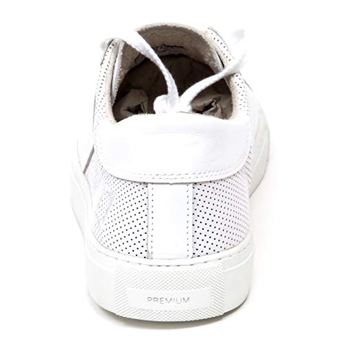 Bianco New a D Uomo t e E9448 Scarpe Uomo Bianco Sneaker Scarpe cpraSYqpW
