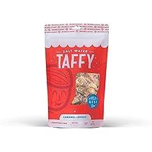 Taffy Shop Caramel Lovers Mix Salt Water Taffy - 1 LB Bag