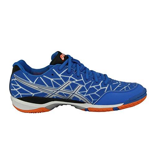 Asics Gel Fireblast E328N4290, Chaussures handball Bleu