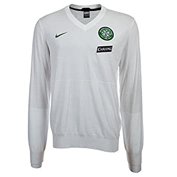 Nike 360733 - Jersey del Celtic Glasgow FC blanco blanco Talla ...