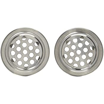 This Item Uxcell Stainless Steel Kitchen Sink Basin Drain Strainer 1 3 Inch 2 Pcs