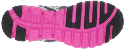 Asics Womens Gel-lyte33 Running Shoe Storm / Bianco / Rosa Caldo