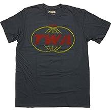 TWA Logo T-Shirt Sheer