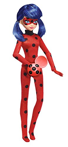 Miraculous 10.5-Inch Ladybug Fashion Doll