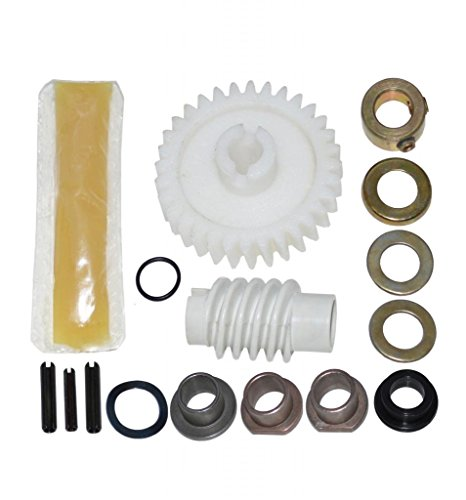 Opener Garage Door Parts (Garage Door Opener Gear Kit 41A2817 for Chamberlain Craftsman LiftMaster Sears)