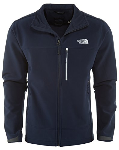 The North Face Apex Bionic Softshell Jacket - Mens (Medium Cosmic BlueCosmic Blue)