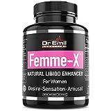 Dr Emil - Libido Enhancer for Women - Doctor-Formulated Female Libido Supplement to