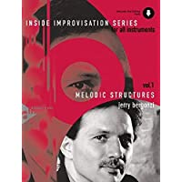 Inside Improvisation, Vol 1: Melodic Structures (For All Instruments) (Book & CD)