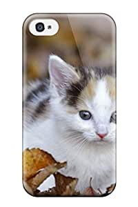 Albert R. McDonough's Shop Fashion Case Cover For Iphone 4/4s(exploring The Leaves) 5280796K85838970
