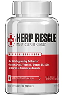 Amazon com: HERP-B-GONE - Herpes, Cold Sores and Shingles: Suppress