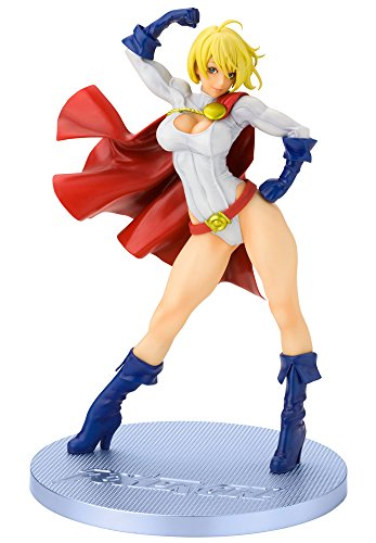 (Kotobukiya Dc Comics Power Girl 2nd Edition Bishoujo Collectible Statue)