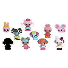 Lalaloopsy Tinies Style 5 Doll, 10-Pack